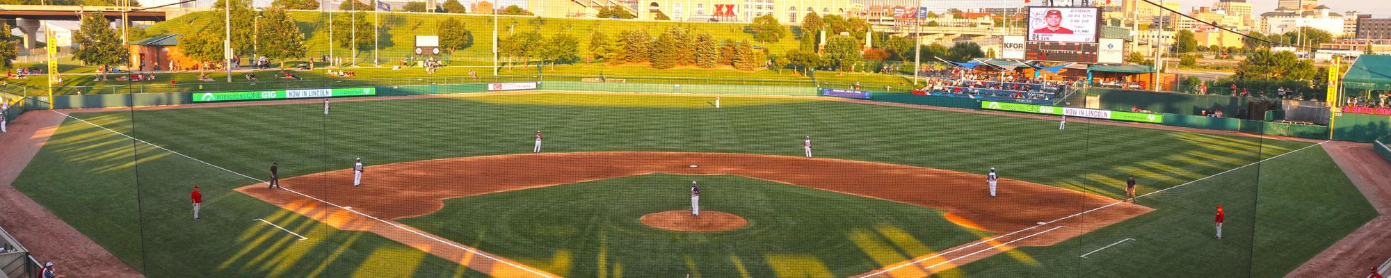 Haymarket Park Lincoln Saltdogs Field
