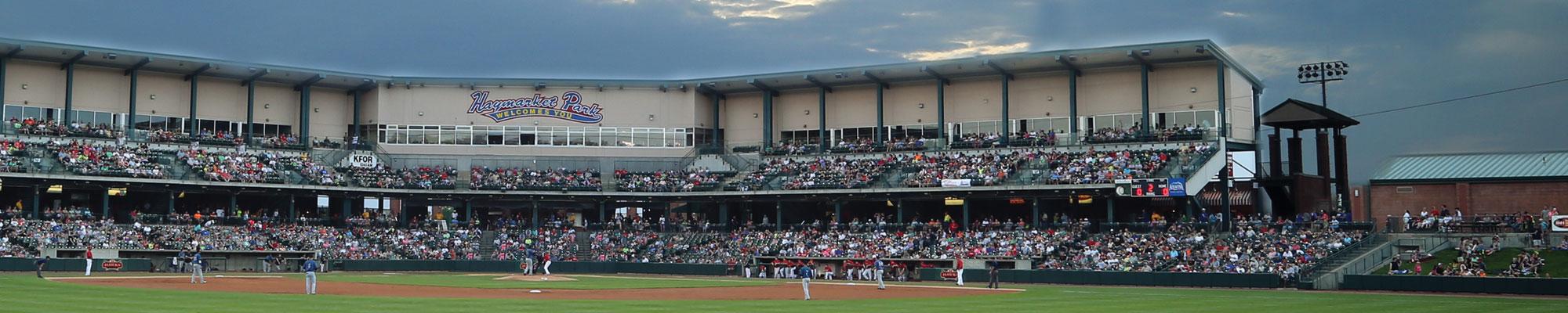 Haymarket Park Stadium Full Seats