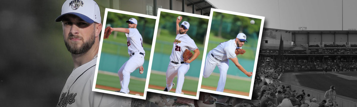 Lincoln Saltdogs News - Gordon Pitcher of the Month