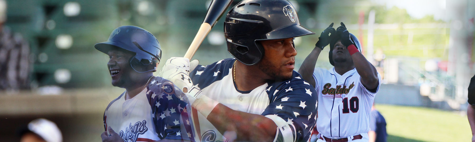 Curt Smith Player of the Month Saltdogs News