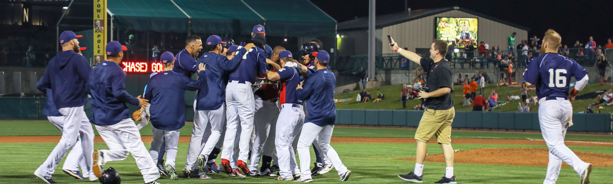Saltdogs Season Recap
