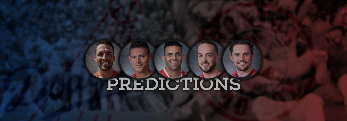 Saltdogs News - 2018 World Series Player Predictions