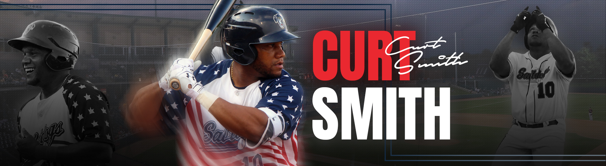 Saltdogs News - Curt Smith